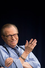 A Life in Broadcasting: A Conversation With Larry King