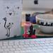 scene from my desk