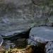 travaux à la Grotte
