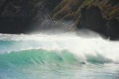 sunny surfing, Russia, Vladivostok, Russkiy island (jennyzinovyeva) Tags: sea beach water surf waves surfer wave surfing vladivostok swell greenwave surfswell russiansurfing surfingvladivostok