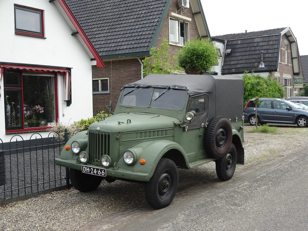 100 Gaz 69 Parduodu Gaz69 Skelbiu Lt Gaz 69 1953