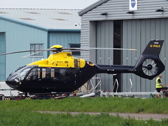 G-POLS Eurocopter EC135 (Aircaft @ Gloucestershire Airport By James) Tags: james airport gloucestershire helicopter lloyds eurocopter ec135 egbj gpols