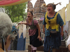 The Washing Well Wenches Are Looking For More Than Just a Few Good Men (Robb Wilson) Tags: renaissance irwindale renaissancefaire 2016renaissancepleasurefaire washingwellwenches bawdyhumor jokes