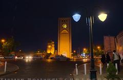 Hazrat Mahdi Avenue at night (T Ξ Ξ J Ξ) Tags: nikon iran d750 yazd teeje nikon2470mmf28