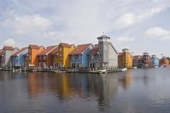 Reitdiepwijk (Arend Jan Wonink) Tags: groningen reitdiep reitdiepwijk