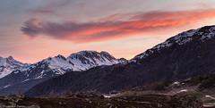 Alba (cesco.pb) Tags: mountains alps sunrise canon dawn switzerland alba svizzera alpi montagna simplonpass passodelsempione canoneos60d tamronsp1750mmf28xrdiiivcld