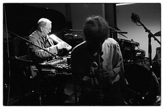 Alterations @ Cafe Oto, London, 18th June 2016 (fabiolug) Tags: leica blackandwhite bw music london monochrome 35mm blackwhite concert live gig livemusic performance rangefinder summicron improvisation improv monochrom biancoenero dalston alterations davidtoop leica35mm leicam 35mmsummicronasph leicasummicron steveberesford summicron35mmf2asph terryday 35mmf2summicronasph petercusack cafeoto summicronm35mmf2asph mmonochrom leicammonochrom leicamonochrom unpredictableseries alterationsfestival