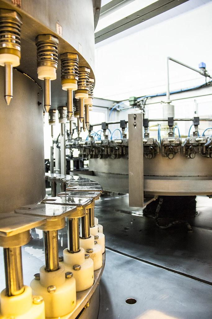 Vinícola Goes - Máquinas de envaze de vinho