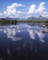 Smoke Signals (J McSporran) Tags: clouds landscape scotland rannochmoor lochannahachlaise canon6d ef1635mmf4lisusm blackmountmountains