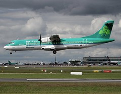 Aer Lingus Regional (Stobart Air)                                             ATR72                                              EI-FNA (Flame1958) Tags: travel vacation david flying flight dub aerlingus dublinairport atr 2016 atr72 0616 stobart 7162 200616 eidw stobartair aerlingusregonal eifna