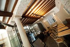 _DSC1139 (fdpdesign) Tags: arredamenti shop design shopdesign nikon d800 milano italy arrdo italia 2016 legno wood ferro sedie tavoli locali cocktails bar interni architettura