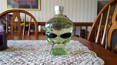 Alien booze (denebola2025) Tags: north ogden utah pleasant view vodka alien nevada souvenir booze alcohol cute funny amusing