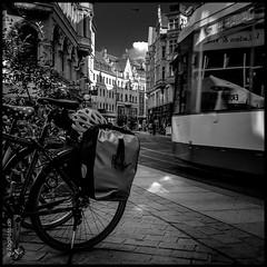 Groe Ulrichstrae (ZaglFoto) Tags: street deutschland streetphotography hallesaale streetphotographer sachsenanhalt