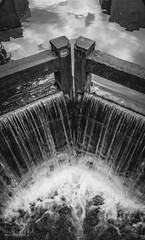 Manchester 2016 (Ollie Smith Photography) Tags: water monochrome manchester mono canal blackwhite nikon may locks citycentre lightroom sigma1750 silverefexpro2 d7200