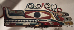 Lightning Serpent Mask 1895 Vancouver Island (ahisgett) Tags: new york art museum metropolitian
