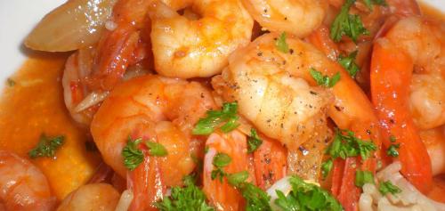 4 món ăn ngon chế biến từ tôm