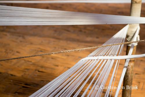 Among the weavers