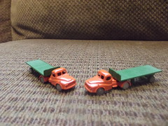 Mini Trucks (rutaloot) Tags: england toy camion trucks juguete