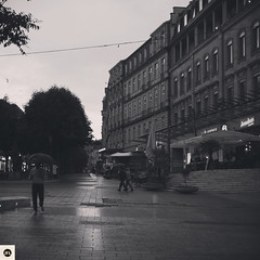 27bb2016 (photo & life) Tags: street blackandwhite square europe noiretblanc streetphotography squareformat fujifilm badenbaden allemagne fujinon x100 23mm squarephotography fujifilmfinepixx100 humanistphotography