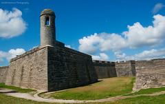 Castillo de San Marcos (Rocks In Her Head) Tags: fort staugustine castillodesanmarcos coquina