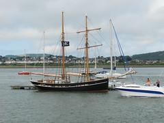Pirate Ship Vilma (graham19492000) Tags: wales pirate conwy vilma pirateship