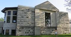 Carnegie Library (Waukesha, Wisconsin) (courthouselover) Tags: wisconsin libraries waukesha wi carnegielibraries waukeshacounty milwaukeemetropolitanarea