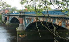 Albert Bridge (donachadhu) Tags: albertbridge glasgow clyde riverclyde scotland sonya700