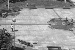 Bilbo, Bizkaia, Euskal Herria (Basque Country) 2016.06.09 (AnderTXargazkiak) Tags: city urban blackandwhite blancoynegro bilbao bizkaia euskalherria bilbo basquecountry baskenland ander monocromtico zuriaetabeltza andertxrekordsehtxrekordseh