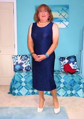 First Dress (Trixy Deans) Tags: cute sexy classic dress cd x crossdressing tgirl transvestite corset crossdresser crossdress transsexual lbd classy littleblackdress cocktaildress ballgown sexyblonde xdresser sexyheels sexytransvestite