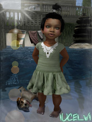 611LZDinaShandi (Coco Boreoe ~ Thnx 4 All The ) Tags: family childhood fashion kids lazo blog child mesh events families blogs sl secondlife blogging toddlers poses jian dura virtualworld toddleedoo
