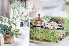 to play with beauty (sma_kee) Tags: flowers wedding light stilllife white green beautiful collage botanical diptych mosaic pastels florist dreamy florals brass whiteflowers softtones weddingtable weddingdecorations onmytable newhobby tabletopphotography goldendetails agirlsdreams acreativelife botanicalwedding whitegreenandgold
