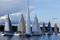 Suursaari Race (Antti Tassberg) Tags: sea sport espoo sailing yacht offshore regatta meri sailingboat purjevene purjehdus haukilahti alandia suursaarirace