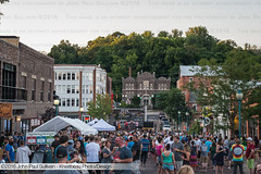 Looking down Court Street to the stage during Boogie on the Bricks (John P Sullivan) Tags: street ohio party summer people music streets festival portraits nikon downtown stage bricks crowd livemusic performance band athens uptown bands summertime liveband dslr musicalgroup fest collegetown courtstreet blockparty rockandroll ohiouniversity d800 streetparty outdoorfestival communityfestival johnsullivan kneebeau boogieonthebricks johnpsullivan nikond800 johnpaulsullivan