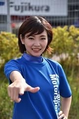 DSC_9386 (hideto_n) Tags: portrait cute girl car japan nikon pretty d750 motor suzuka  motorshow rq   pitwalk