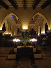 Lobby (Divya B) Tags: caravela goa india beach resort ramada yellow lobby palm palmgreen green hotel
