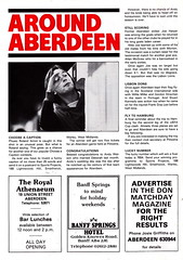 Aberdeen vs Airdrieonians - 1981 - Page 6 (The Sky Strikers) Tags: official stadium scottish aberdeen division done premier programme 30p airdrie the pittodrie airdrieonians