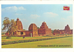 Pattadakal Group of Monuments (cvcrossing) Tags: architecture unesco temples monuments hindu jain pattadakal