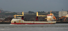 Ships of the Mersey - Vectis Harrier (sab89) Tags: ships vectis mersey harrier