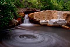 Big Swirl (Thankful!) Tags: longexposure creek river waterfall thomas falls westvirginia douglas blackwatercanyon northforkofblackwaterriver