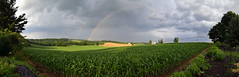 Double Rainbow For The Win (DJ Witty) Tags: sky weather clouds rainbow storms atmosphericconditions