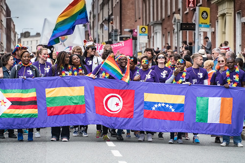 PRIDE PARADE AND FESTIVAL [DUBLIN 2016]-118160
