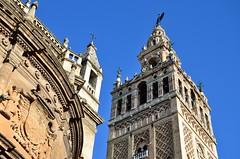 2016 04 25 023 Seville (Mark Baker, photoboxgallery.com/markbaker) Tags: city urban tower photo spring sevilla spain europe european day baker cathedral outdoor mark union catedral eu seville andalucia photograph april giralda 2016 picsmark