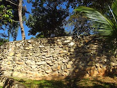 Acquaminas Const 090713 (23) (paulinhostradiotti) Tags: muro pedra acquaminas sacramento ibiraci peixoto
