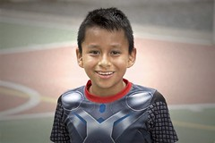 soccer hero (Pejasar) Tags: boy portrait child soccer smile fun play game antigua guatemala jocoft
