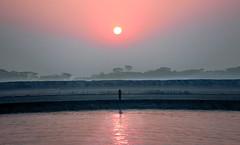 Very First Light of Morning. (Nafiul Hasan Nasim) Tags: life morning light sunset portrait people nature canon river landscape culture lifestyle slowshutter conceptual bangladesh villege nasim monpura nafiulhasannasim