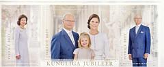 Schweden Kungliga Jubileer (postcardlady1) Tags: stamps briefmarken