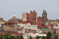 Washington, PA skyline
