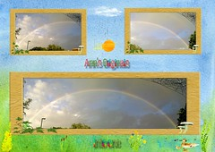 2 into 1 (toany) Tags: rainbows serif craftartist picture