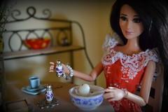 Raquelle (pe.kalina) Tags: doll dolls barbie diorama dollhouse fashionistas roombox raquelle