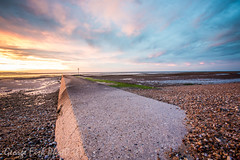 Outfall (Georgio's Photography) Tags: sunset sea sky colour beach water beautiful coast kent stunning bubble whitstable seasalter scenicsnotjustlandscapes